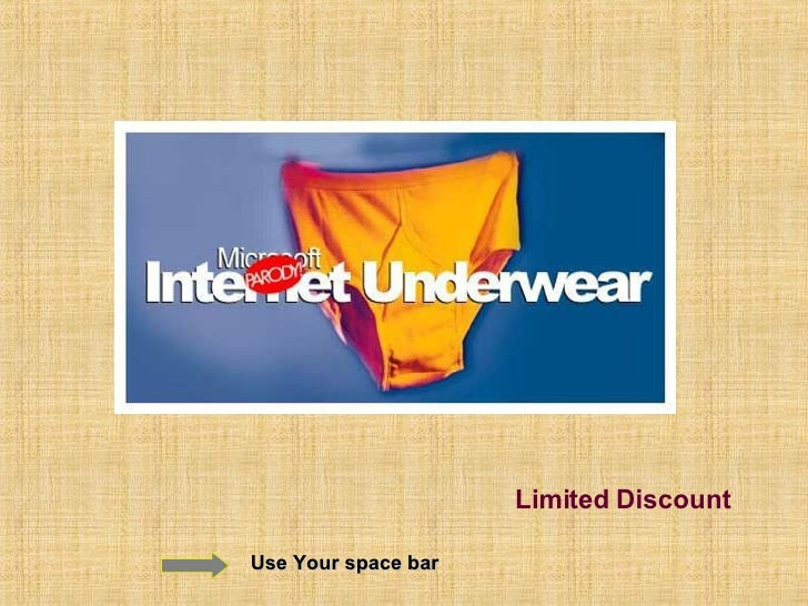 Limited   Discount Use Your space bar