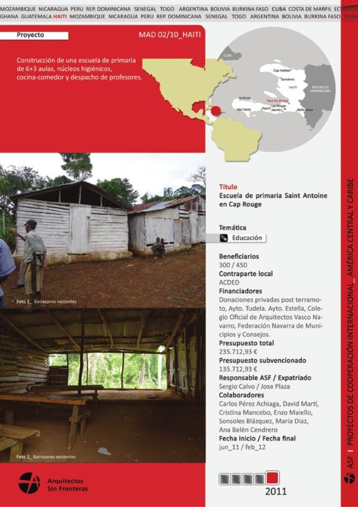 ASF en Haití