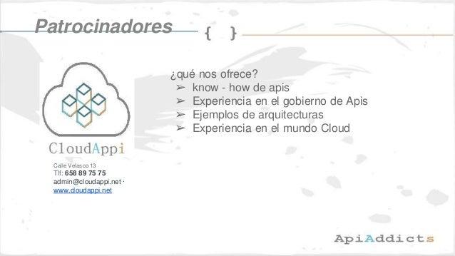 Mada   metodología ágil de desarrollo de apis Slide 3