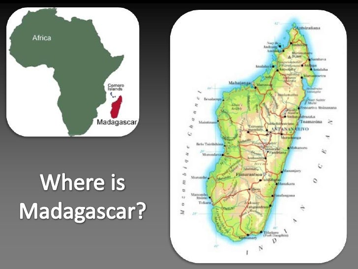 Assembly Madagascar PPT - Where is madagascar