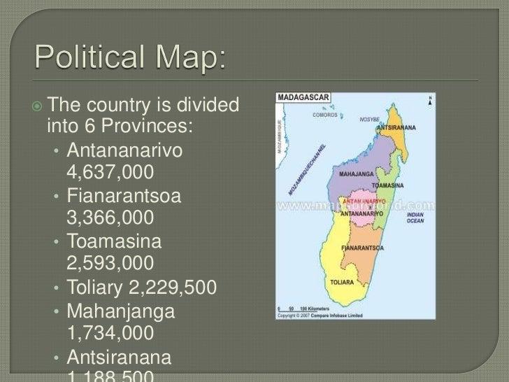 Madagascar Presentation