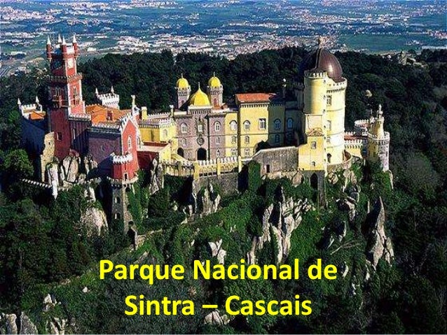 Parque Nacional de  Sintra – Cascais