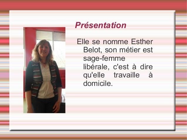 Madame belot Slide 2
