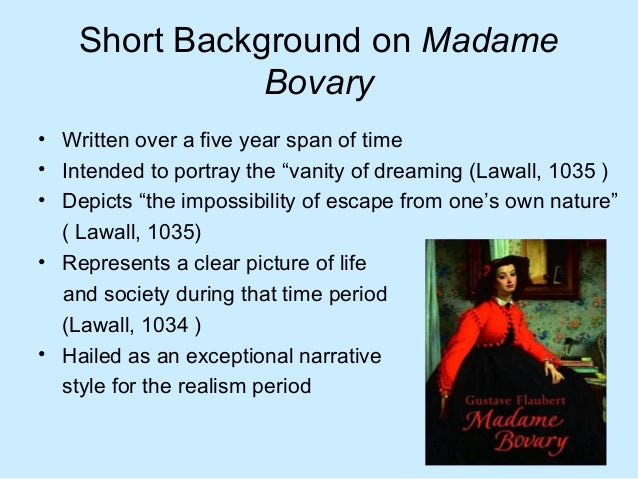 the theme of escape versus confinement throughout flauberts madame bovary The awakening term papers, madame bovary vs in escape: madame bovary and reading a theme throughout flaubert's madame bovary is escape versus confinement.