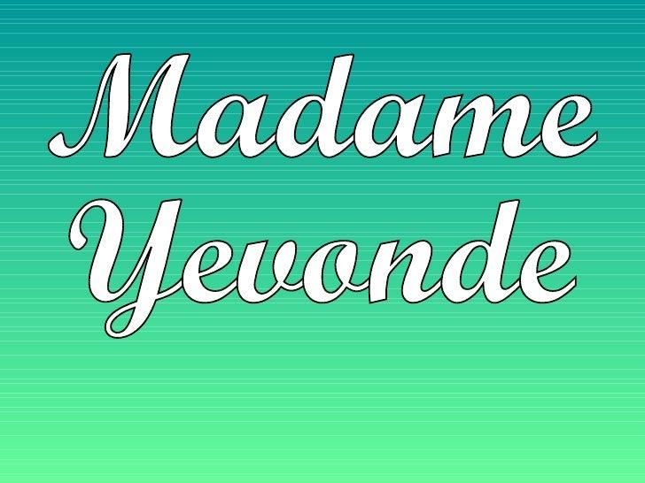 Madame  Yevonde