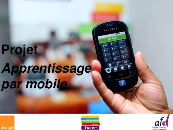 IFADEM-MadagascarProjetApprentissagepar mobile