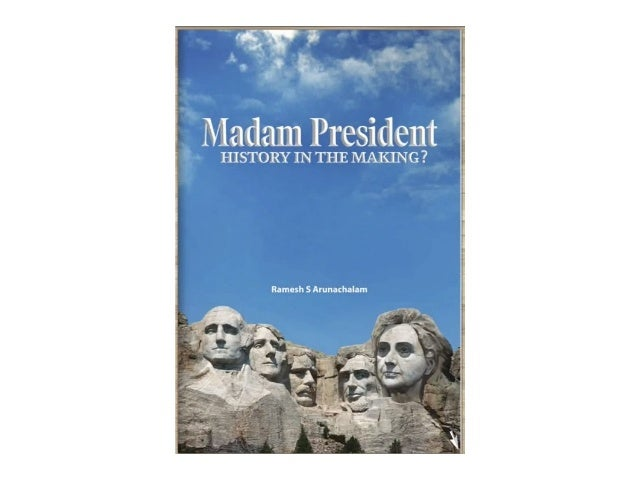 "Book Trailer of ""Madam President: History in the Making?"" This Video is a book trailer for the Book - ""Madam President: Hi..."