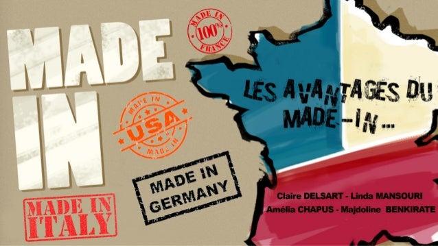 INTRODUCTION Un contexte de libre échange entre les pays à travers le monde (sauf exceptions) • C'est dans ce contexte que...