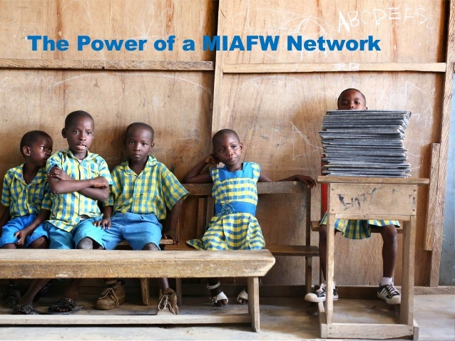 #AribaLIVEThe Power of a MIAFW Network