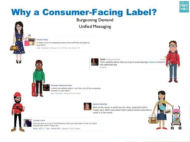 #AribaLIVEBurgeoning DemandUnified MessagingWhy a Consumer-Facing Label?