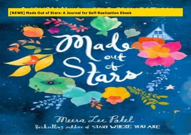 Made Out of Stars A Journal for Self-Realization