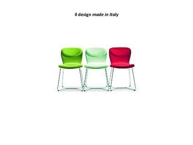 Il design made in Italy