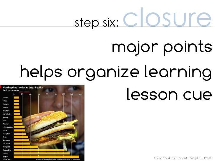 Madeline Hunter Lesson Plans – Six Step Lesson Plan