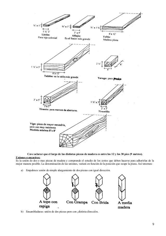 Propiedades de la madera - Corte de madera a medida ...