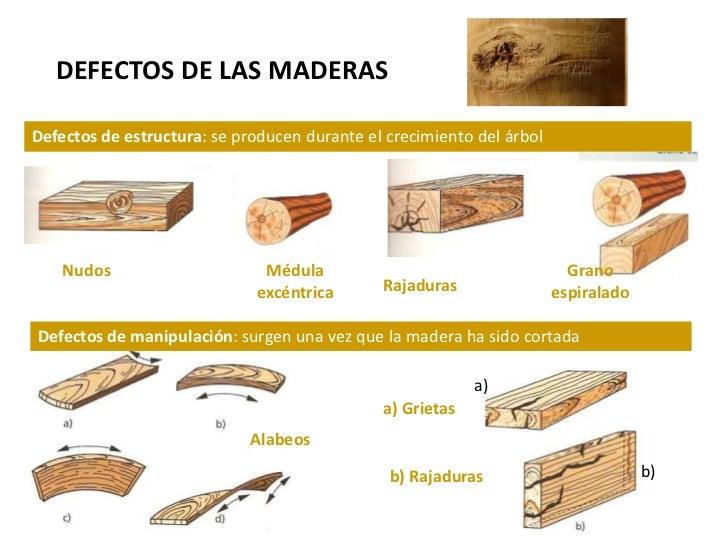 La madera como material de construcci n for Que son las vetas de la madera