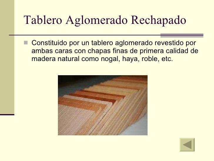 Maderas industrializadas - Tableros de madera para exterior ...