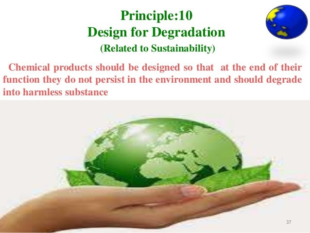 Sustainable Green Chemistry (Green Chemical Processing)