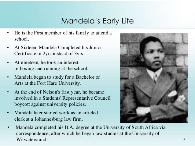 essay on nelson mandelas life Find out more about the history of nelson mandela, including videos, interesting articles, pictures, historical features and more mandela and seven other defendants narrowly escaped the gallows and were instead sentenced to life imprisonment during the so-called rivonia trial, which lasted eight months and attracted.