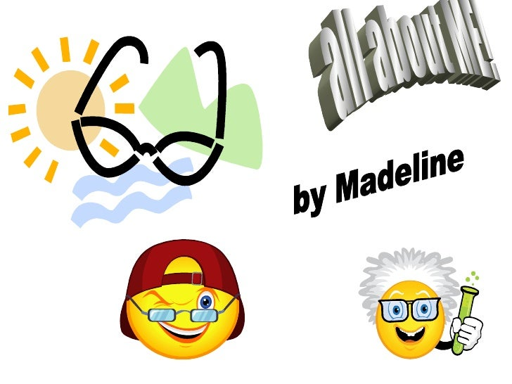 all about ME! by Madeline