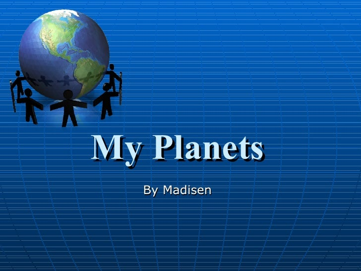 My Planets By Madisen