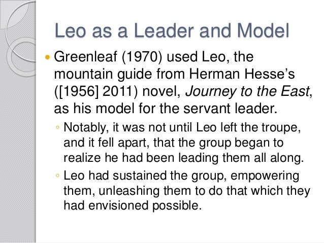 transformational servant leadership And practice of biblical, transformational servant leadership using the 4-r model of transformational leadership, your paper should address the following (a) what is the issue (or set of issues) and why are they germane to the study and practice of biblical leadership.