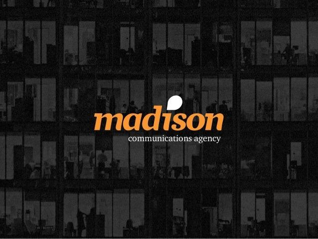 communications agency