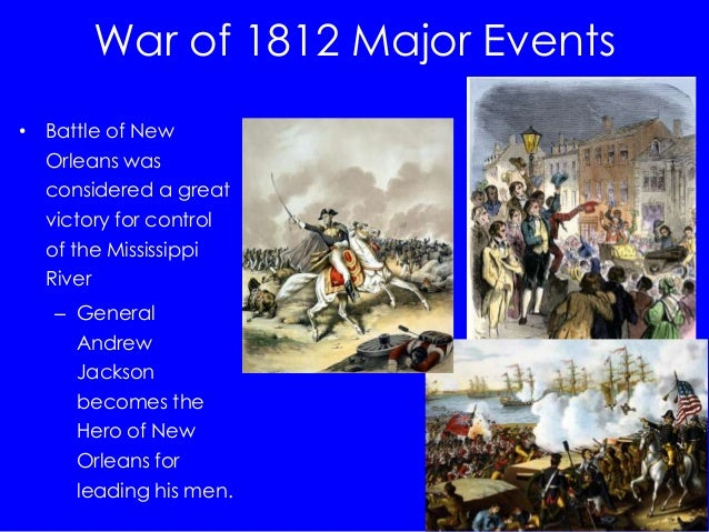 essay of war of 1812