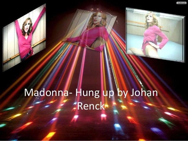Madonna- Hung up by Johan Renck