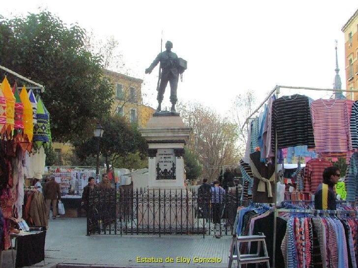 Madrid el rastro - Cascorro madrid rastro ...