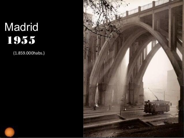 Madrid1955 (1.859.000habs.)