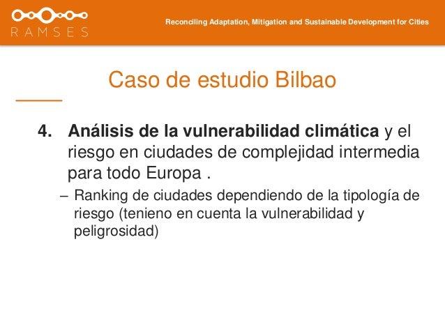 Lucha contra el cc a nivel local caso estudio bilbao - Estudios arquitectura bilbao ...