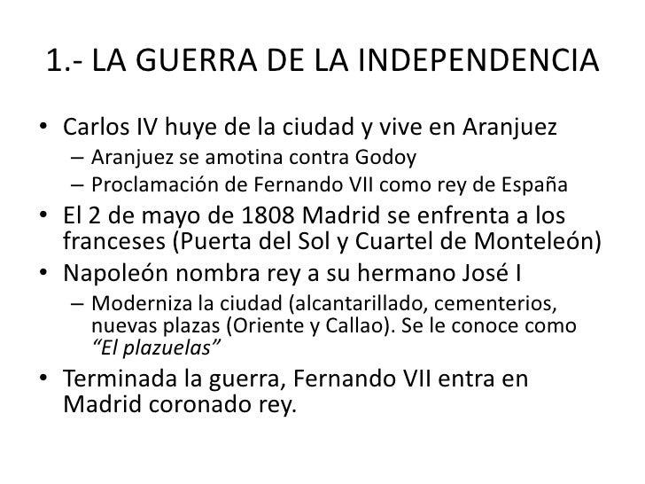 Madrid En El Siglo XIX Slide 3