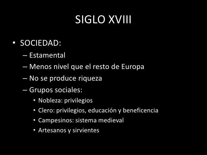 Madrid En El Siglo XVIII Slide 3