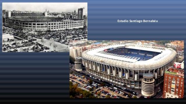 Madrid pasado y presente for Puerta 44 bernabeu