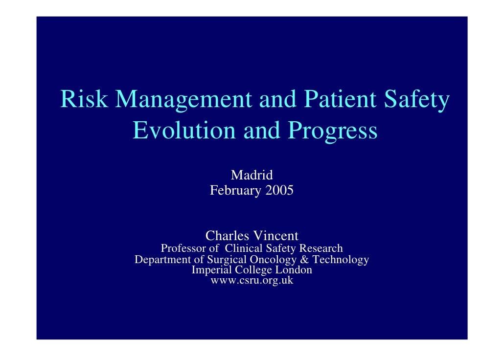 4 Best Practices for Hospital Risk Management