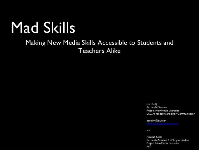 Mad Skills - Global Kids Case Study
