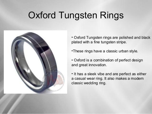 Tungsten Wedding Bands from Mad Tungsten Australia