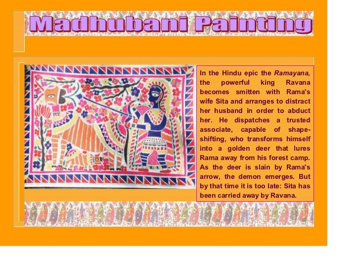 In the Hindu epic the Ramayana,the    powerful      king    Ravanabecomes smitten with Ramaswife Sita and arranges to dist...
