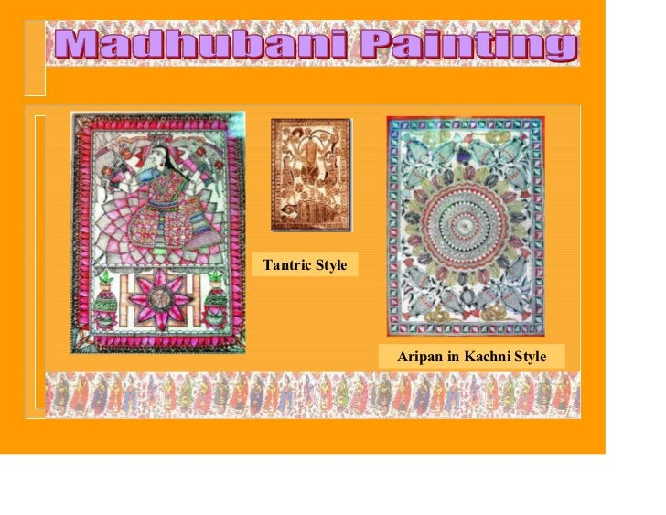 Tantric Style                Aripan in Kachni Style