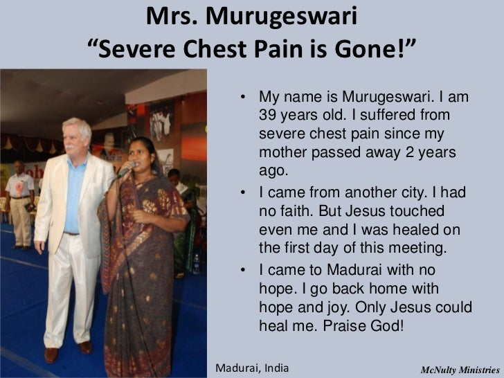 "Mrs. Murugeswari""Severe Chest Pain is Gone!"" • My name is Murugeswari. I am 39 years old. I su..."