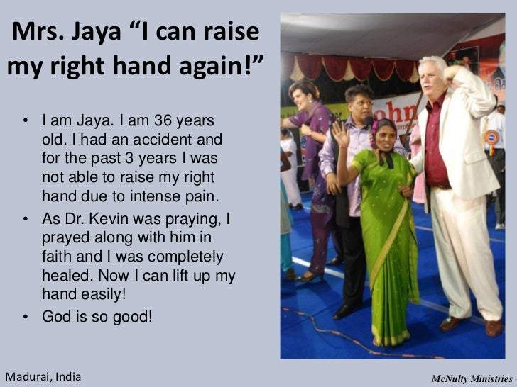 "Mrs. Jaya ""I can raisemy right hand again!"" • I am Jaya. I am 36 years old. I had an accident and for the past 3..."
