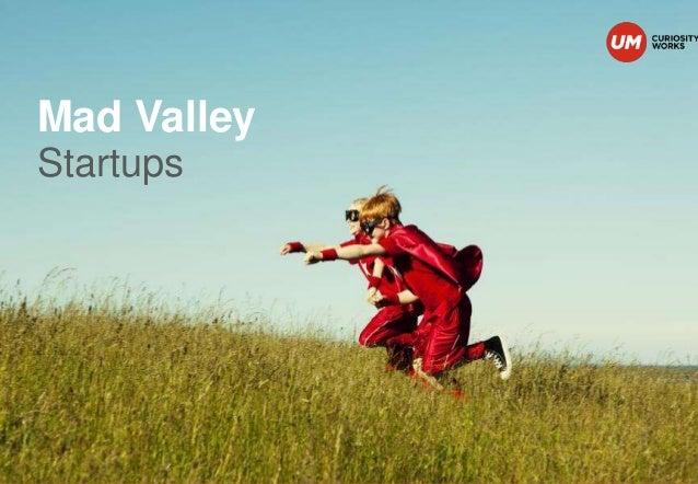 Mad Valley Startups