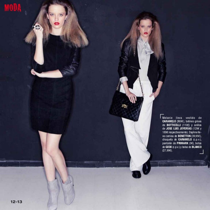 Revista MadX otoño invierno 2011