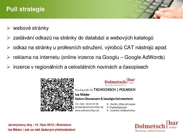 YOUR LOGO Pull strategie  webové stránky  zadávání odkazů na stránky do databází a webových katalogů  odkaz na stránky ...