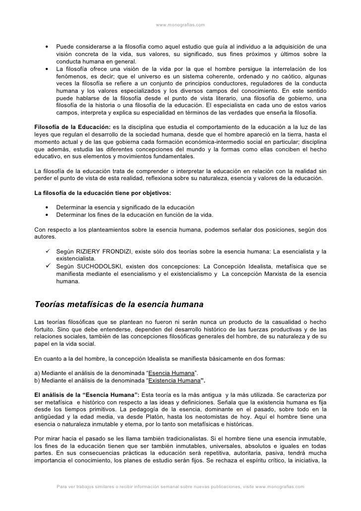 MaestríA 10 PsicologíA Del Ap. Filosofia Educacion Slide 3