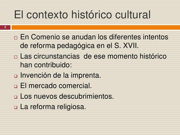 MaestríA Diversidad DidáCtica Comenio Y La DidáCtica Realista Slide 2