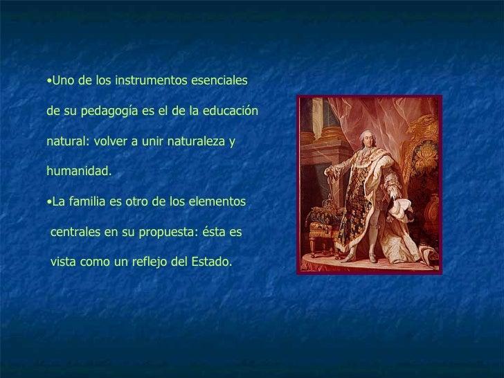 MaestríA Diversidad DidáCtica Juan Jacobo Rousseau Slide 2