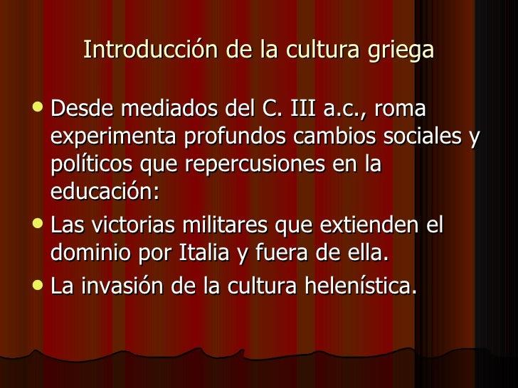 MaestríA Diversidad La EducacióN Romana Enciclica Slide 2