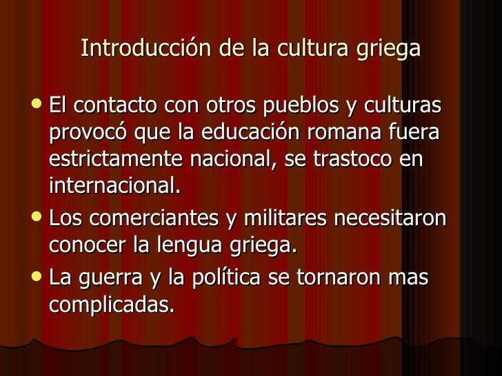 MaestríA Diversidad La EducacióN Romana Enciclica Slide 3