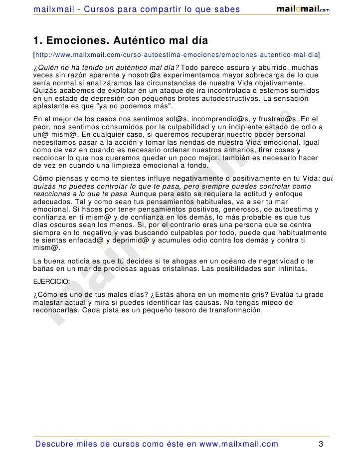 Maestria Autoestima Limpieza Emocional 21744 Slide 3